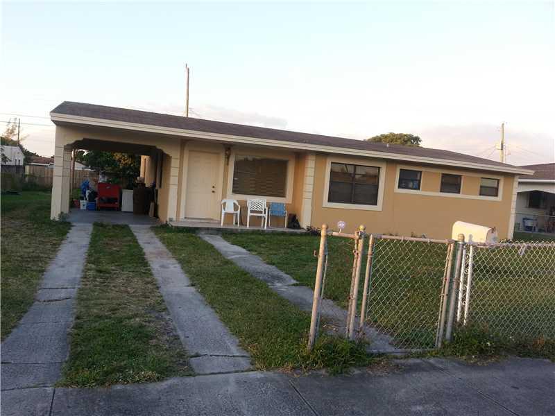 Rental Homes for Rent, ListingId:31573261, location: 3271 NW 177 TE Miami Gardens 33056