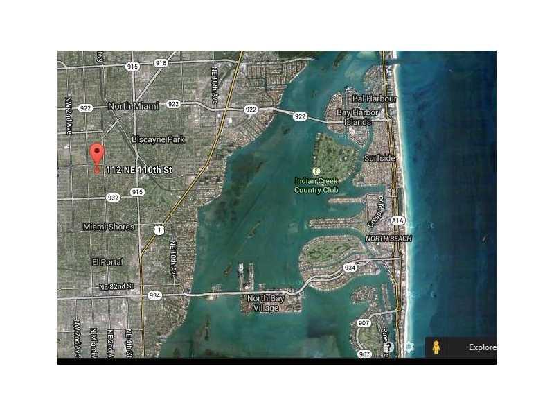 112 Ne 110th St, Miami Shores, FL 33161