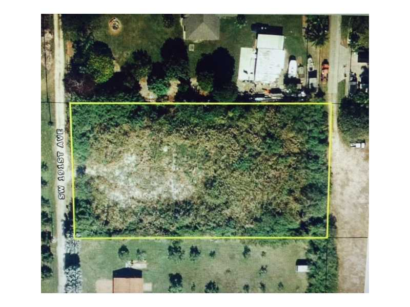 31381 Sw 191st Ave, Homestead, FL 33030