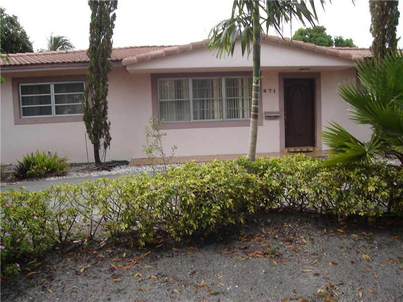 Rental Homes for Rent, ListingId:31795179, location: 871 W 60 ST Hialeah 33012