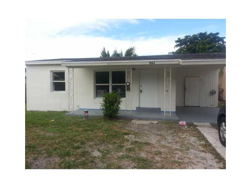 603 Sw 8th St, Pompano Beach, FL 33060