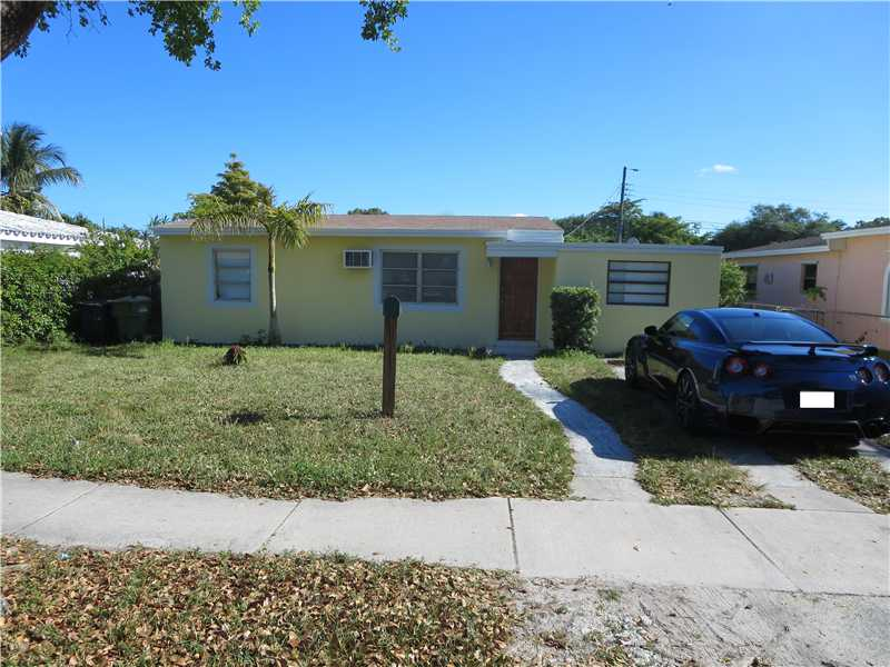 Rental Homes for Rent, ListingId:32647438, location: 20 NW 121 ST North Miami 33168