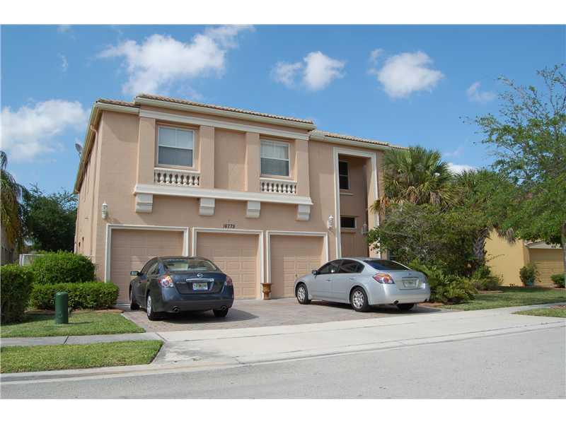 16775 Sw 10th St, Pembroke Pines, FL 33027