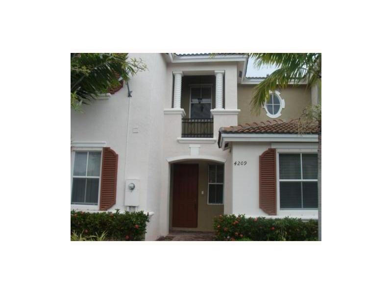 Rental Homes for Rent, ListingId:32860293, location: 4209 NE 22 DR Homestead 33033
