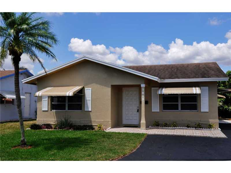 7615 Nw 68th Ave, Fort Lauderdale, FL 33321