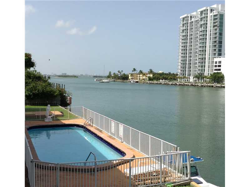 Rental Homes for Rent, ListingId:33082526, location: 7917 WEST DR North Bay Village 33141