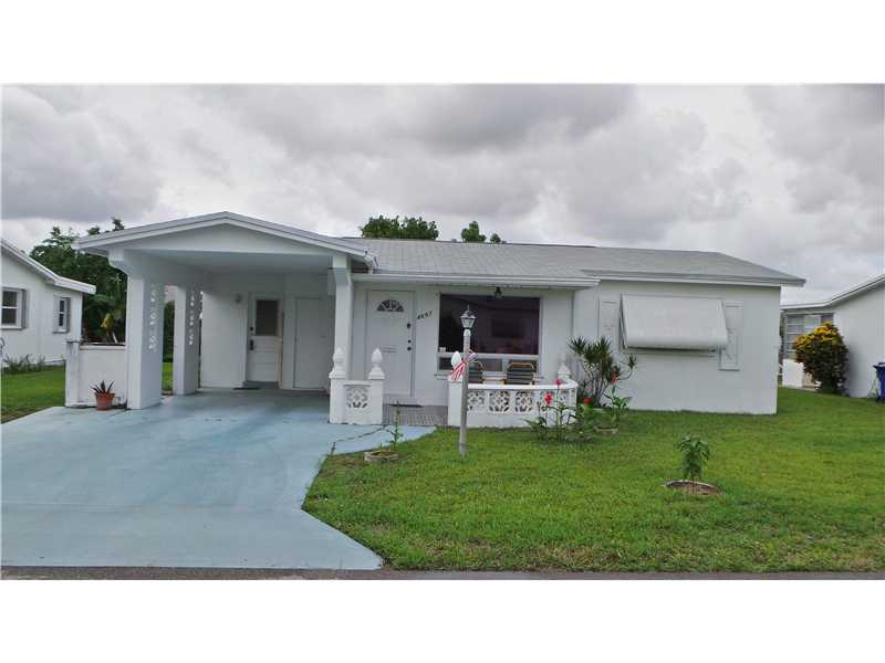 4697 Nw 43rd Ct, Lauderdale Lakes, FL 33319