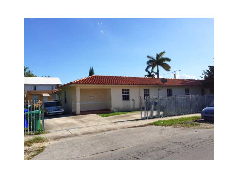 3139 Nw 22nd Ct, Miami, FL 33142