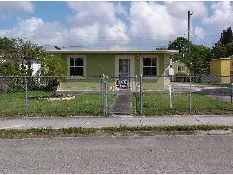 Rental Homes for Rent, ListingId:33392146, location: 1860 SERVICE RD Opa Locka 33054