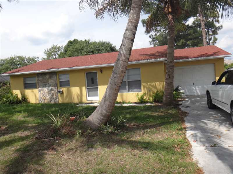 Rental Homes for Rent, ListingId:33459539, location: 7604 COQUINA Ft Pierce 34951