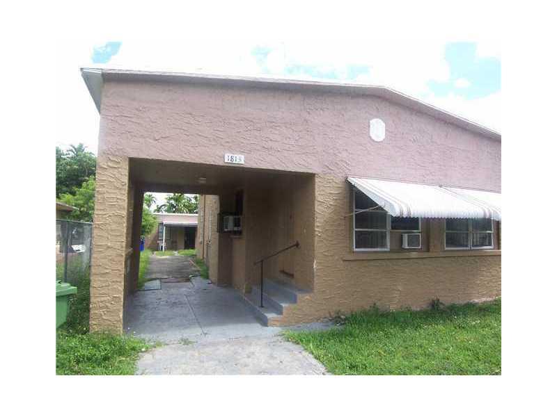 Rental Homes for Rent, ListingId:33459496, location: 1813 Northwest 44 ST Miami 33142