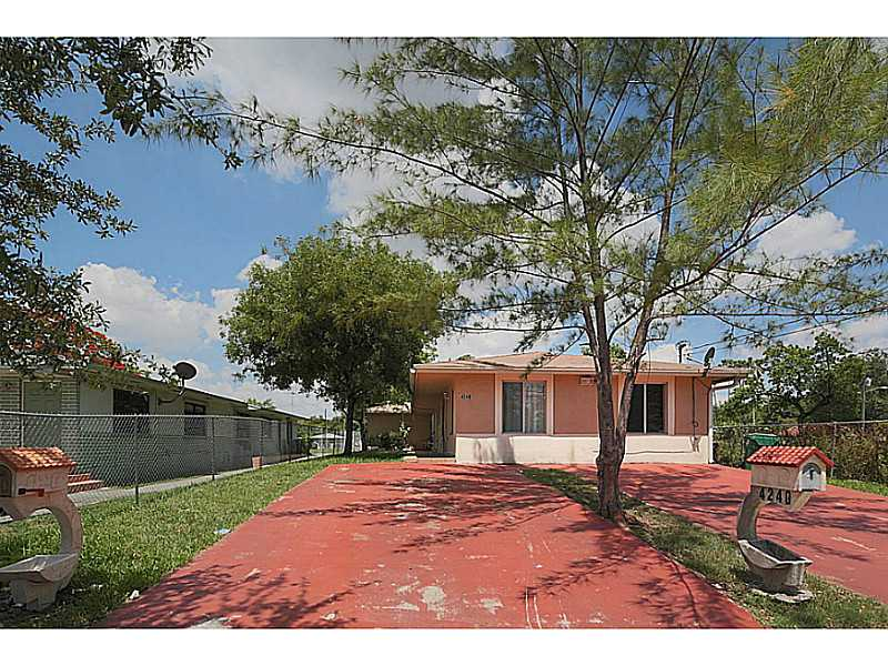 4240 Nw 22nd Ct, Miami, FL 33142