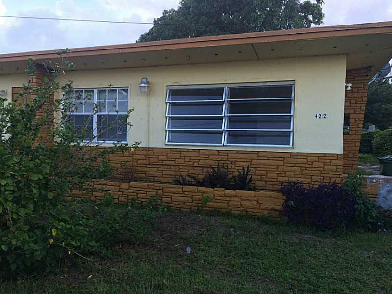 Rental Homes for Rent, ListingId:33493124, location: 420 Northwest 59 TE Miami 33136