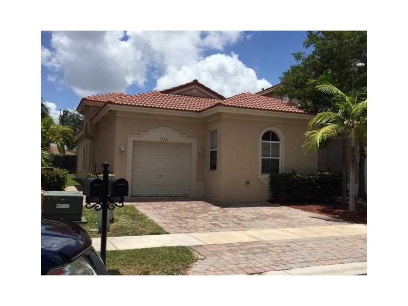 Rental Homes for Rent, ListingId:33605772, location: 1136 Northeast 39 AV Homestead 33033