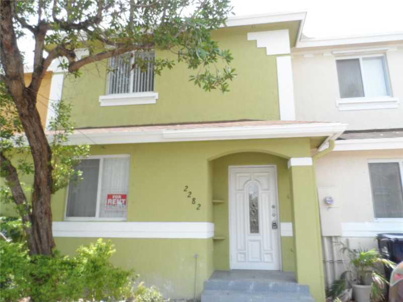 Rental Homes for Rent, ListingId:33710770, location: 2282 Northwest 136 TE Opa Locka 33054