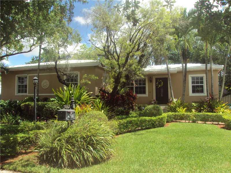 Rental Homes for Rent, ListingId:33767786, location: 8340 Southwest 35 TE Miami 33155