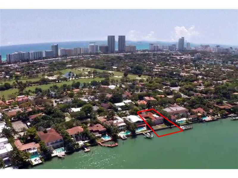 5226 North BAY RD, one of homes for sale in Miami Beach