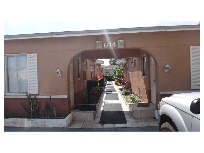 Rental Homes for Rent, ListingId:33912894, location: 614 Northeast 3 ST Hallandale 33009