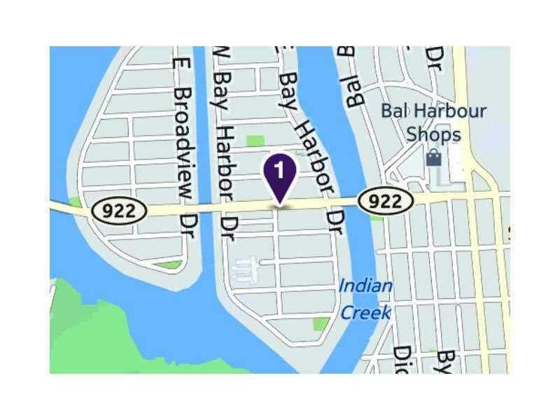 1088 Kane Concourse, Bay Harbor Islands, FL 33154