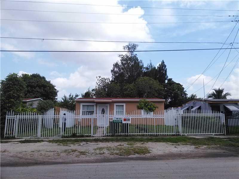 835 Burlington St, Opa Locka, FL 33054