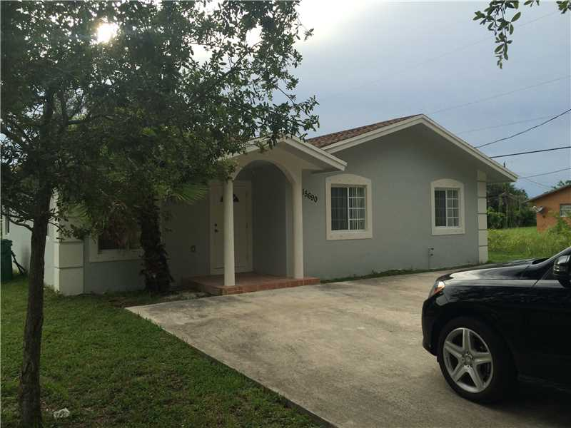 Rental Homes for Rent, ListingId:34351551, location: 15690 Northwest 39 CT Miami Gardens 33054