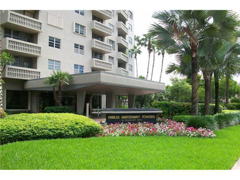 90 Edgewater Dr # 1015, Coral Gables, FL 33133