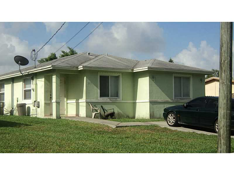 367 NW 4th St, Florida City, FL 33034