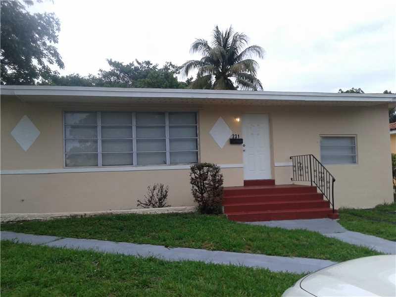 Rental Homes for Rent, ListingId:34538602, location: 231 Northeast 115 ST Miami 33161