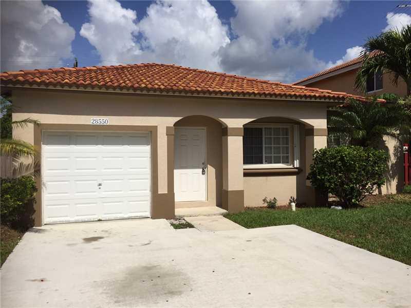 Rental Homes for Rent, ListingId:34580325, location: 28550 Southwest 131 CT Homestead 33033