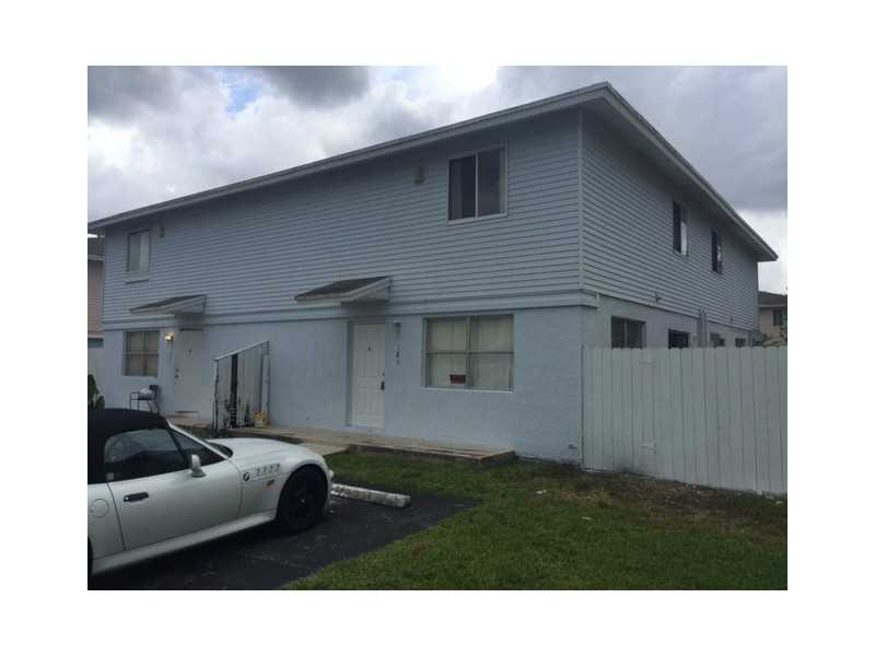 Rental Homes for Rent, ListingId:34580297, location: 183 Northeast 12 AV Homestead 33033