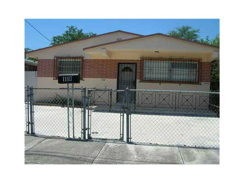 1110 Nw 24th St, Miami, FL 33127
