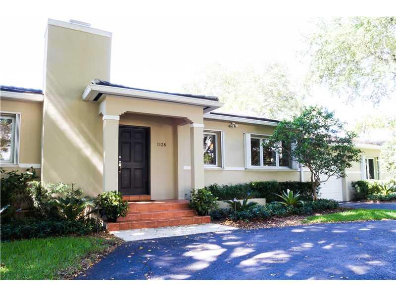 1126 Manati Ave, Coral Gables, FL 33146