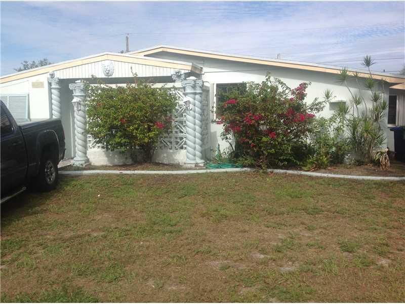 Rental Homes for Rent, ListingId:34654289, location: 18900 Northwest 30 CT Miami Gardens 33056