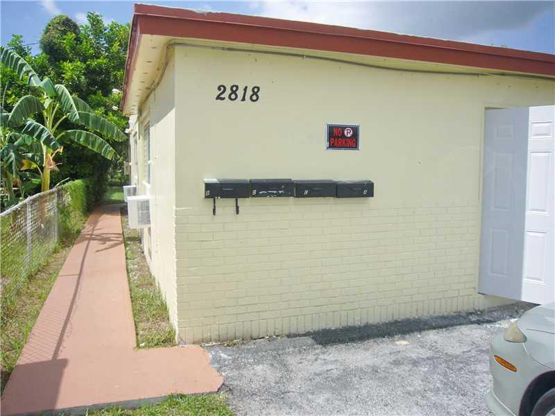 Rental Homes for Rent, ListingId:34717219, location: 2818 FILLMORE ST Hollywood 33020