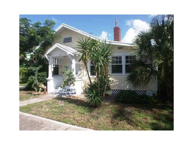 Rental Homes for Rent, ListingId:34717224, location: 410 4 AV Lake Worth 33460