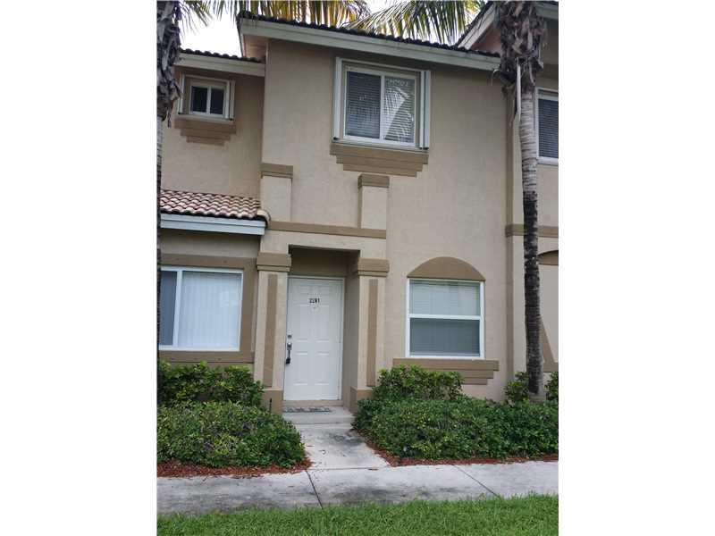 Rental Homes for Rent, ListingId:35109659, location: 2261 Southeast 25 AV Homestead 33035