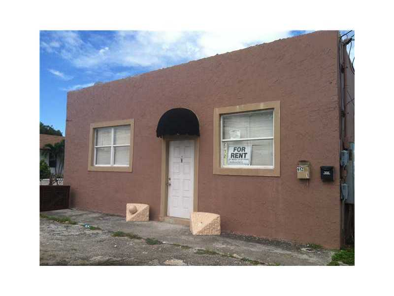 Rental Homes for Rent, ListingId:35160147, location: 612 Northwest 2 AV Hallandale 33009