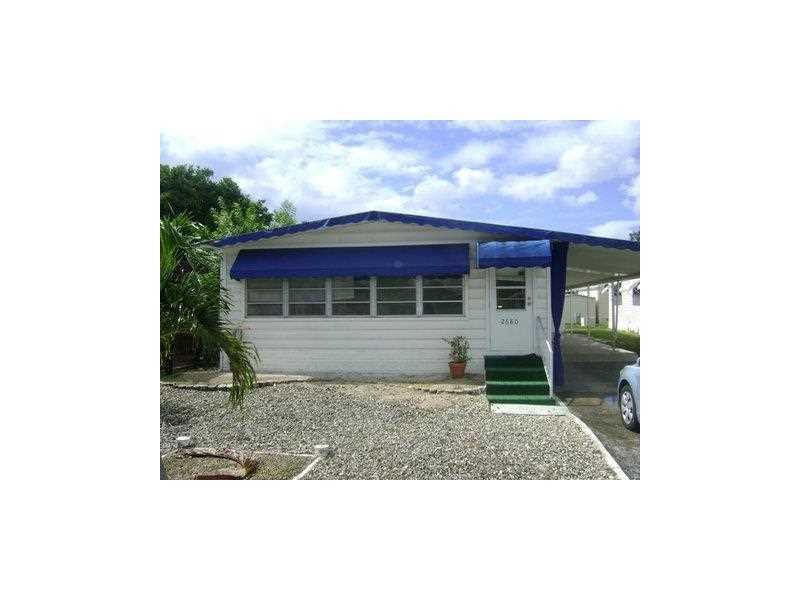 2680 Sw 54th St, Fort Lauderdale, FL 33312