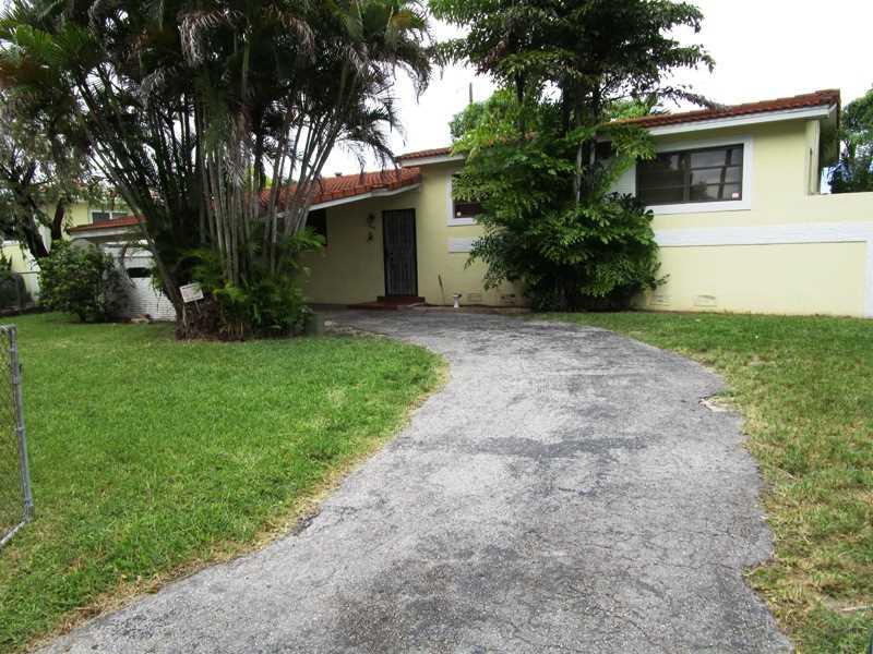 Rental Homes for Rent, ListingId:35493099, location: 7831 Southwest 15 ST Miami 33144