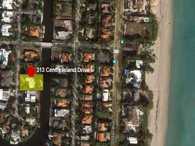 313 Centre Is, Golden Beach, FL 33160