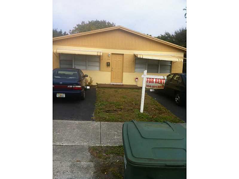 Rental Homes for Rent, ListingId:35645181, location: 646 Northwest 4 CT Hallandale 33009