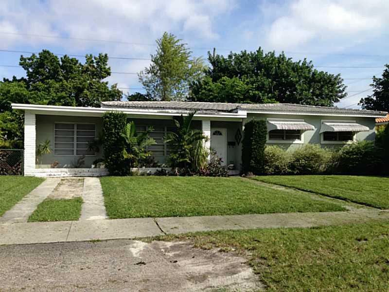 Rental Homes for Rent, ListingId:35830621, location: 1121 RAVEN AV Miami Springs 33166