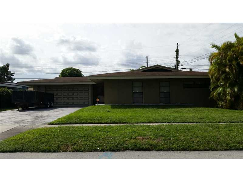 Rental Homes for Rent, ListingId:36017895, location: 18810 Northwest 41 AV Miami Gardens 33055