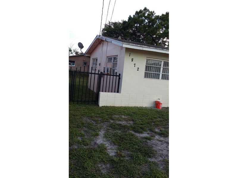 Rental Homes for Rent, ListingId:36059249, location: 1872 Northwest 152 TE Miami Gardens 33054