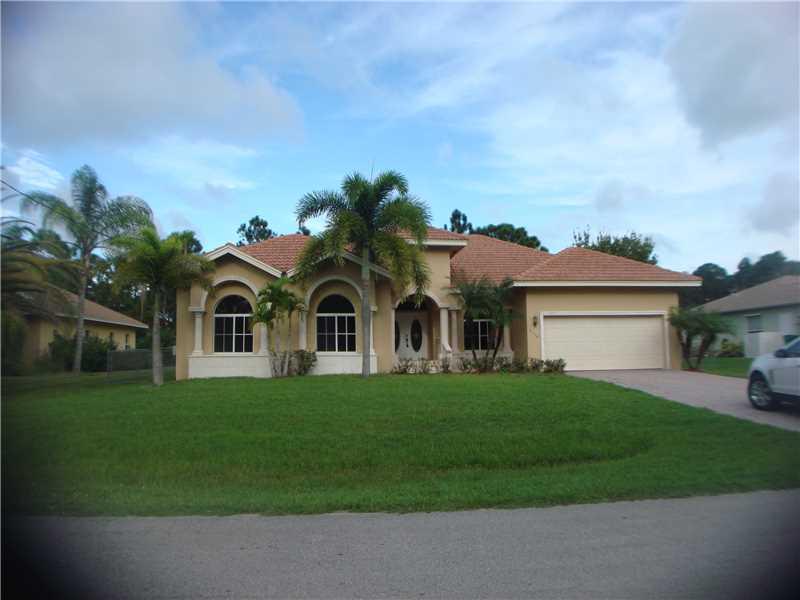 6119 Nw Densaw Ter, Port Saint Lucie, FL 34986