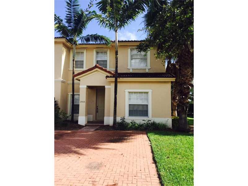 Rental Homes for Rent, ListingId:36332778, location: 2505 Northeast 42 AVE Homestead 33033