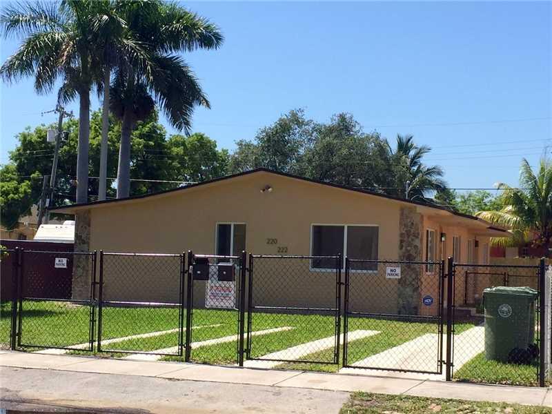 220 Nw 46th St, Miami, FL 33127