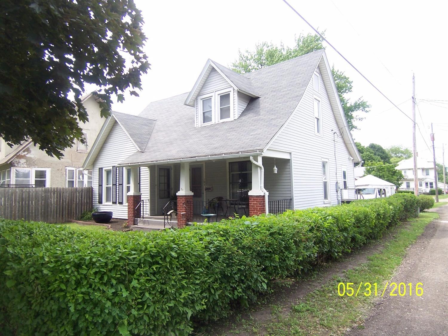 Photo of 107 West Webster Street  Marshalltown  IA