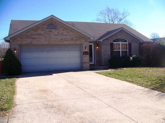 Rental Homes for Rent, ListingId:30836399, location: 1009 J.D. CIRCLE Berea 40403