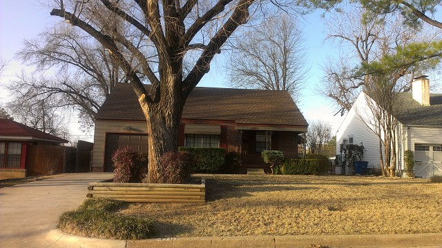 Single Family Home for Sale, ListingId:22685305, location: 4707 E 9th Street Tulsa 74112